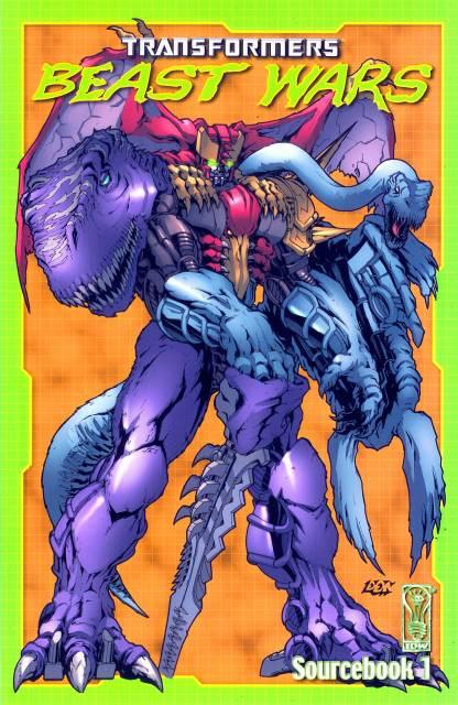 Transformers: Beast Wars: Sourcebook