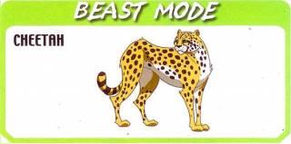 Cheetor Beast Form