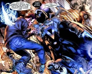 Reborn as a Black Lantern