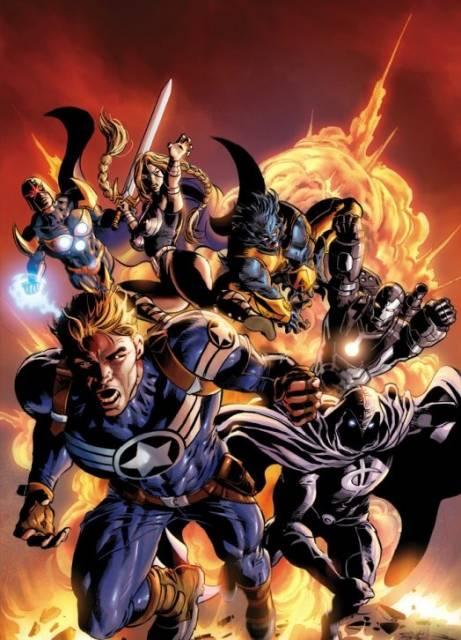 Valkyrie: A member of the Secret Avengers