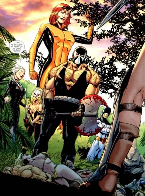 Bane's Secret Six
