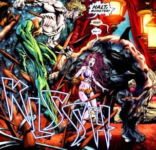 King Shark's History with Aquaman