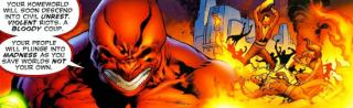 Sinestro's prophecy