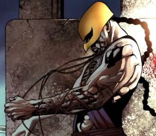 The first Iron Fist