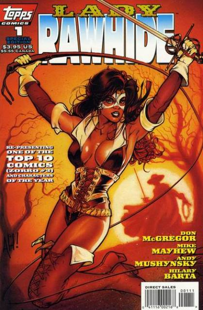 Lady Rawhide: Special Edition