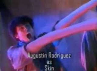 Augustin Rodriguez as Skin