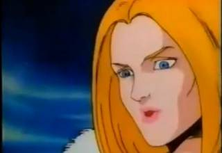 Emma Frost in Pryde of the X-Men
