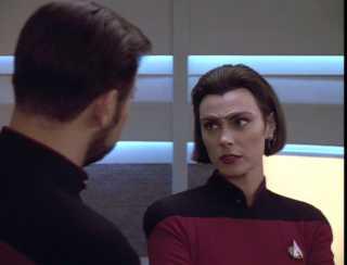 Riker and Ro