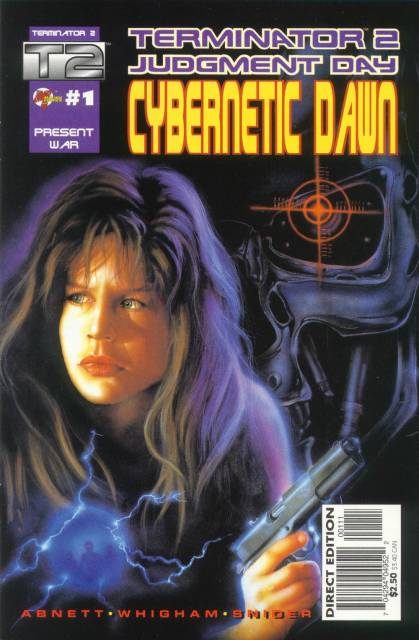 Terminator 2: Cybernetic Dawn