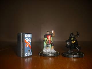 Dr. M: Wait Batgirl, I have change.