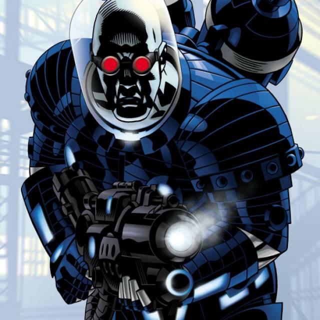 Mr. Freeze (New Earth)