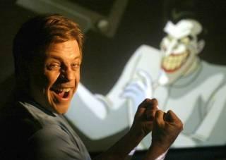 Mark Hamill voices Joker in Batman: the Animated Series
