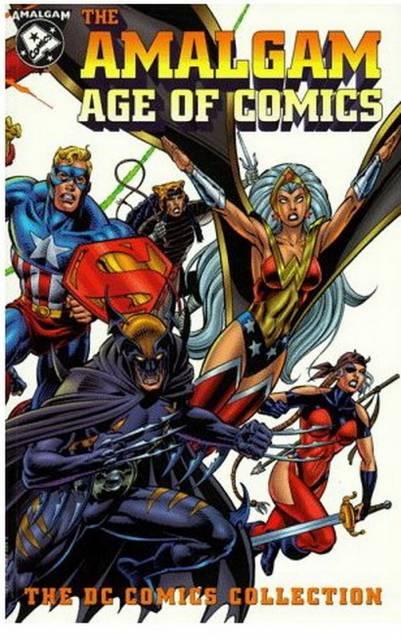 The Amalgam Age of Comics: The DC Comics Collection