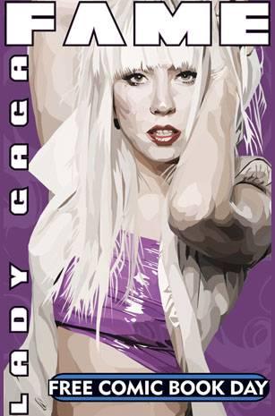 Fame: Lady Gaga - Free Comic Book Day