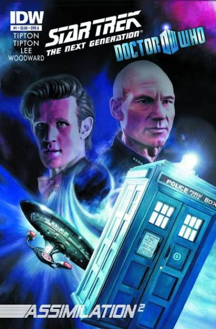 Star Trek: The Next Generation - Doctor Who: Assimilation²