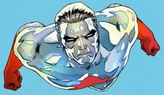 Captain Atom is back