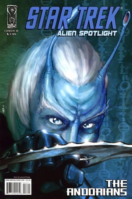 Star Trek: Alien Spotlight: Andorians