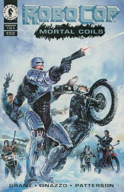 RoboCop: Mortal Coils