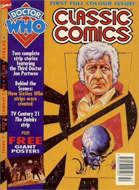 Doctor Who: Classic Comics