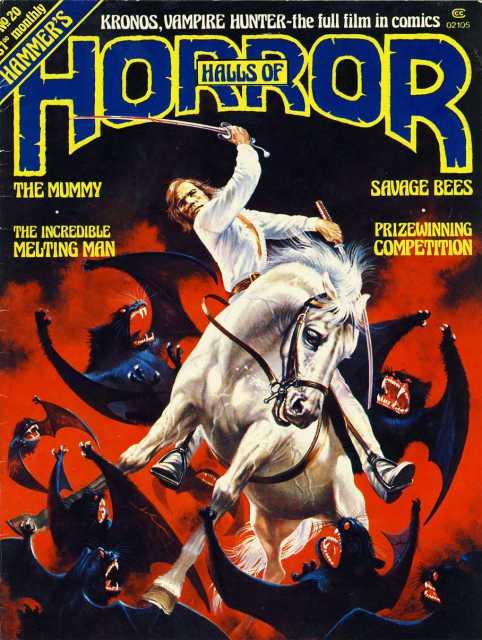 Hammer's Halls of Horror