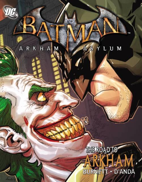 Batman: Arkham Asylum - The Road to Arkham