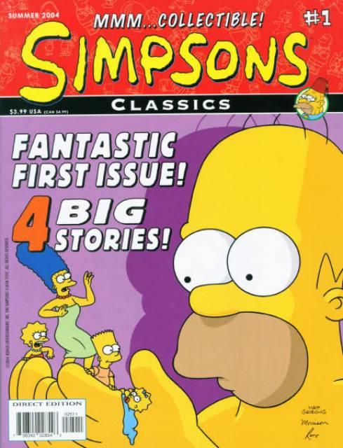 Simpsons Classics