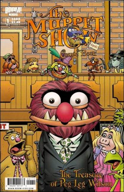 The Muppet Show: The Treasure of Peg-Leg Wilson