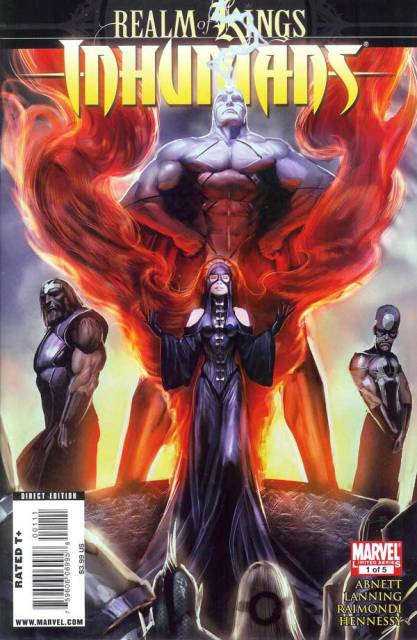 Realm of Kings Inhumans