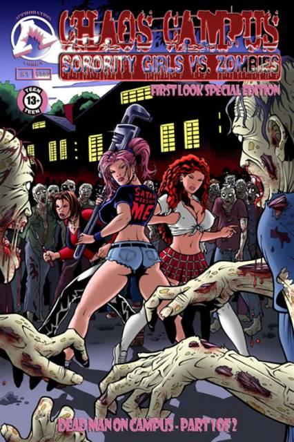 Chaos Campus: Sorority Girls Vs. Zombies: First Look Special Edition