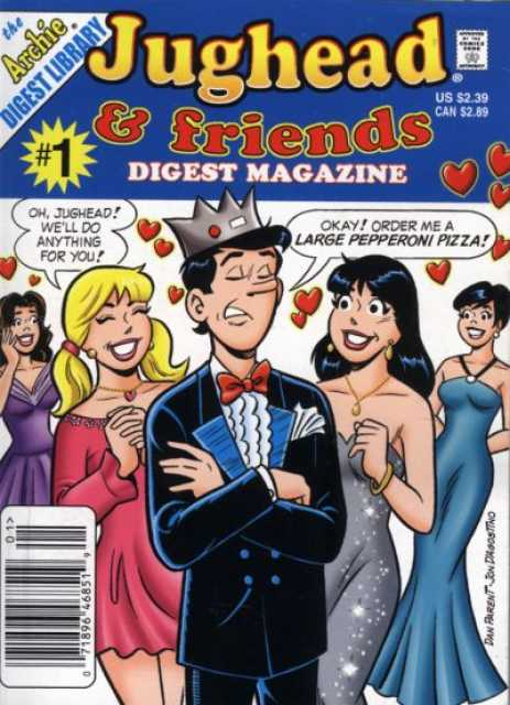 Jughead & Friends Digest Magazine
