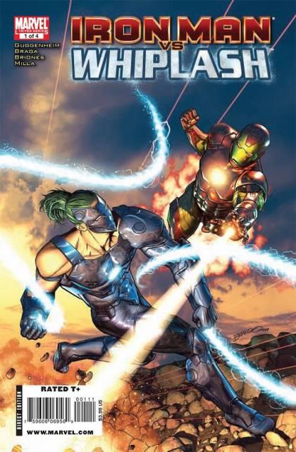 Iron Man vs. Whiplash