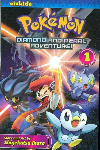 Pokemon: Diamond and Pearl Adventure