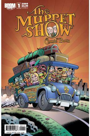 Muppet Show: The Comic Book