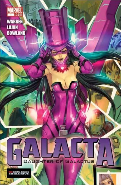 Galacta: Daughter of Galactus