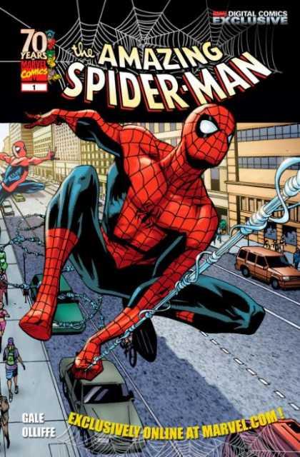 Amazing Spider-Man Digital