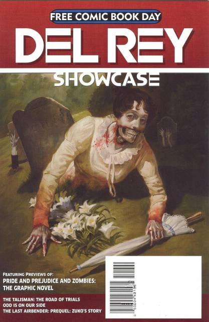 Del Rey Showcase, Free Comic Book Day