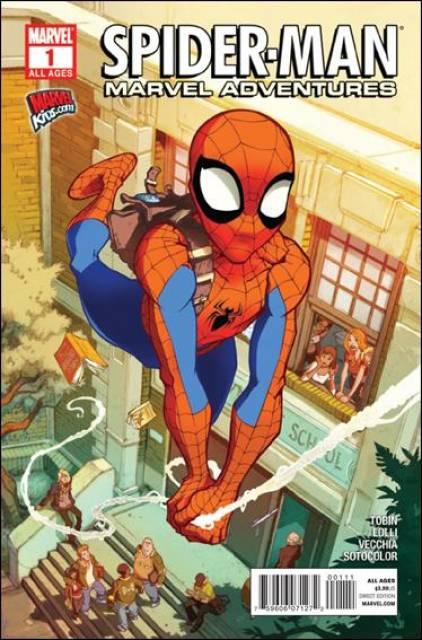 Marvel Adventures Spider-Man