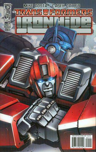 The Transformers: Ironhide