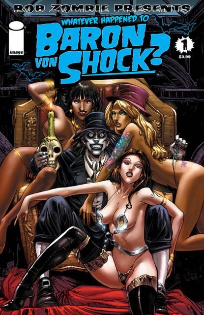 Whatever Happened to Baron Von Shock?