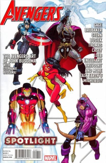 Avengers: Spotlight