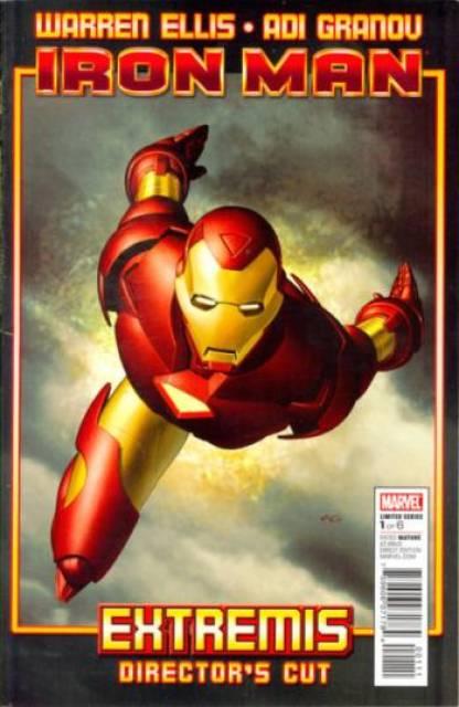 Iron Man: Extremis Director's Cut
