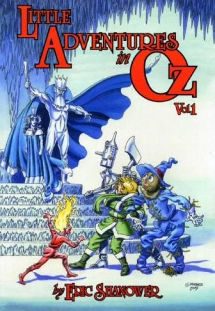 Little Adventures in Oz