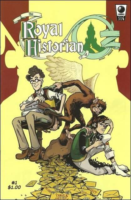 Royal Historian of Oz