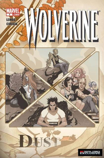 Wolverine: The Dust From Above