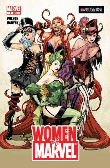 Women of Marvel Digital