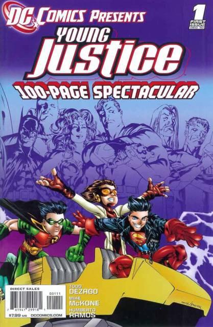 DC Comics Presents: Young Justice