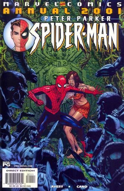 Peter Parker: Spider-Man 2001