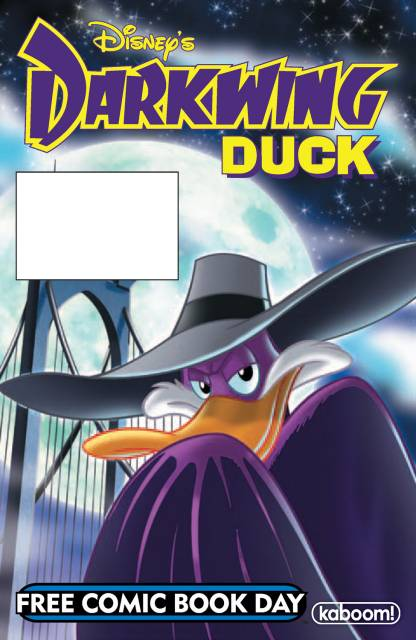 Darkwing Duck Free Comic Book Day Edition / Chip 'N' Dale Rescue Rangers Free Comic Book Day Edition