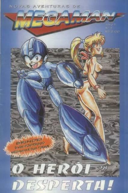 Novas Aventuras de Megaman