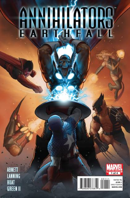 Annihilators: Earthfall